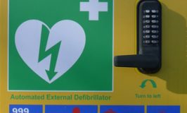 Farmborough Community Defibrillator